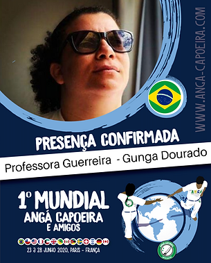 Professora Guerreira