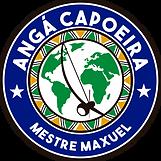 Logo Oficial Anga Capoeira - Angá Capoeira Mestre Maxuel