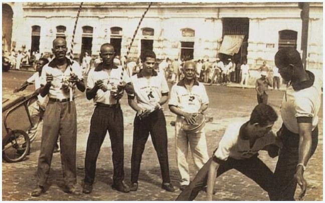 Capoeira philadelphia-mestrepastinha
