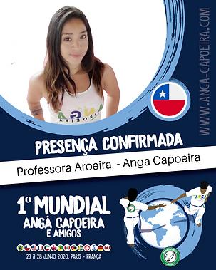 Professora Aroeira