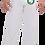 Thumbnail: Abada Branco Oficial Anga Capoeira