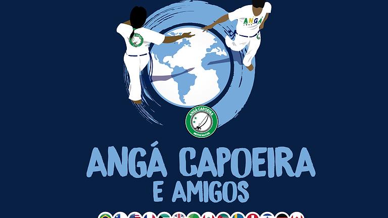 Mundial Anga Capoeira e amigos - Paris 2020