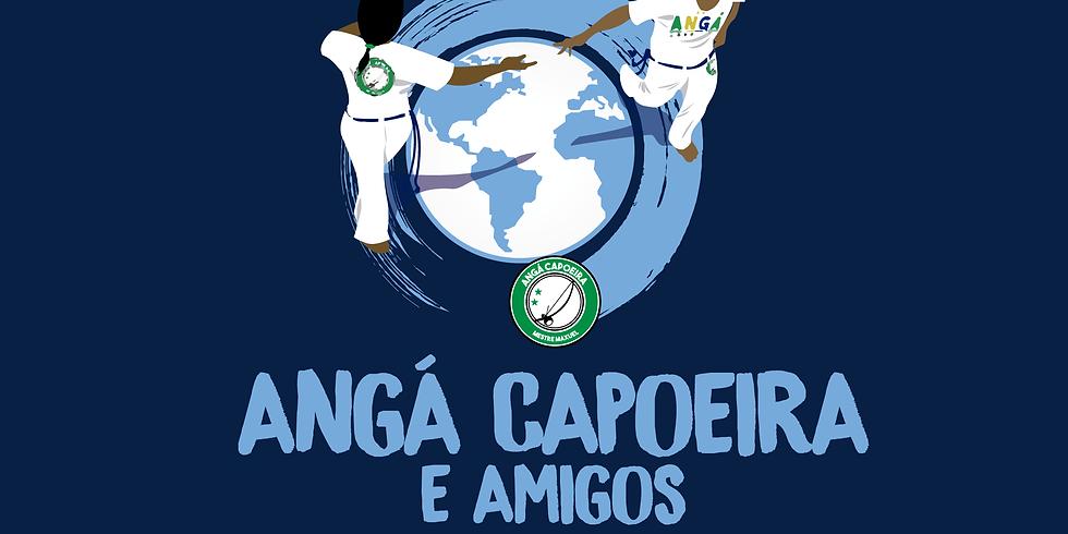 World Anga Capoeira and friends - Paris 2020