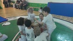cours capoeira enfants