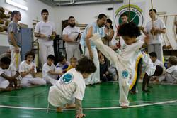 cours de capoeira paris enfants