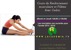 fitness, musculaire, pilates