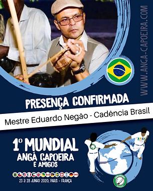 Mestre Eduardo Negão