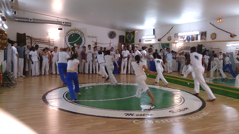 classes capoeira philadelphia