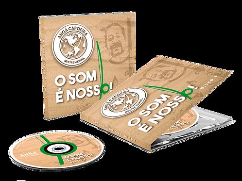 CD Anga Capoeira