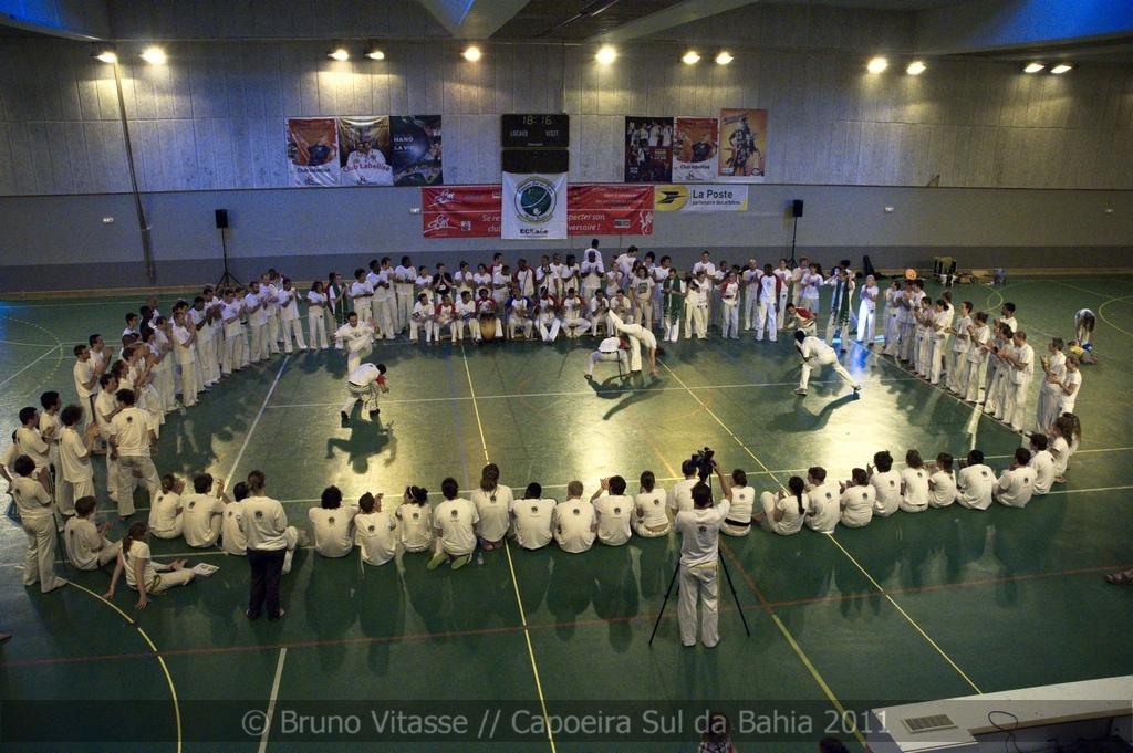 Batizado Anga Capoeira