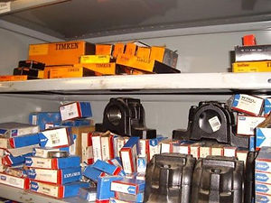 We buy industrial surplus parts and equipment