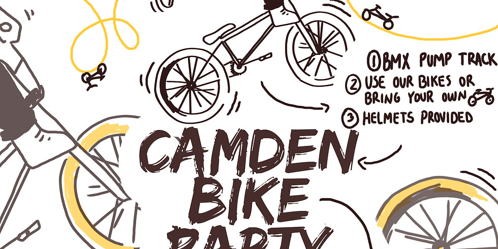 Camden Bike Party