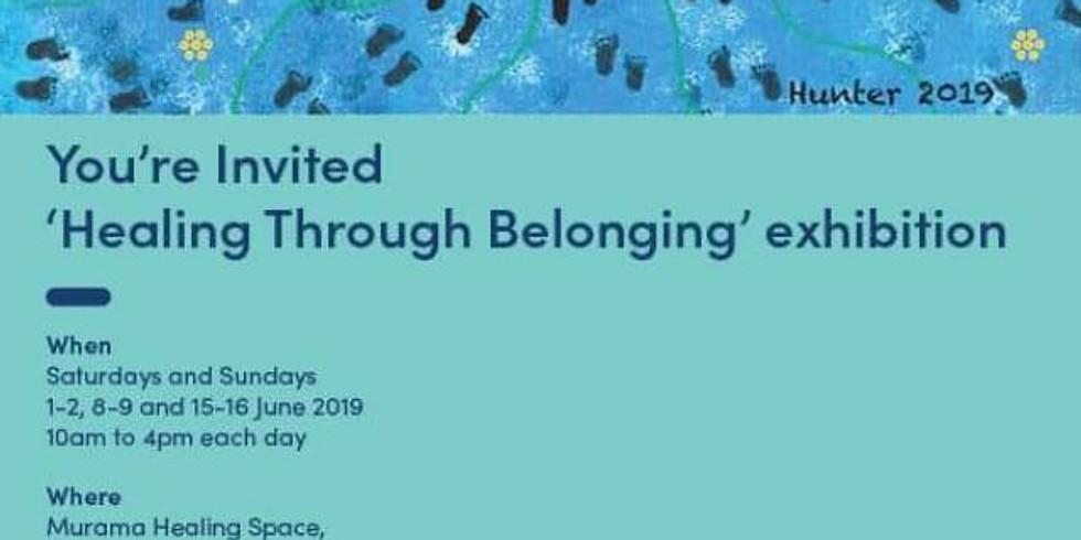 'Healing Through Belonging' Exhibition