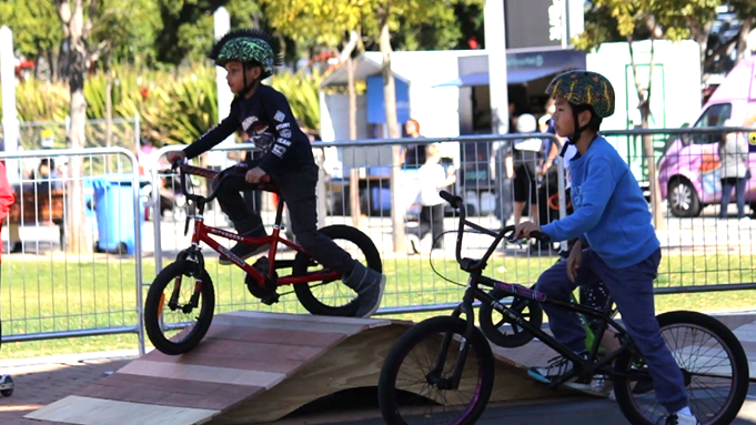 Campsie 10 week BMX Bike program