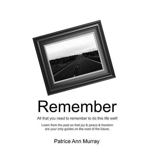 book - remember