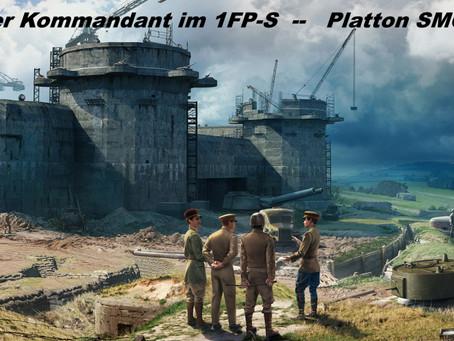 Change in Command - Kommandowechsel