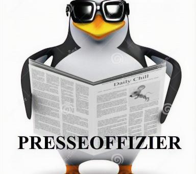 Neue Position - PRESSEOFFIZIER!