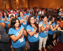 Teamsters Women's Conference 2014