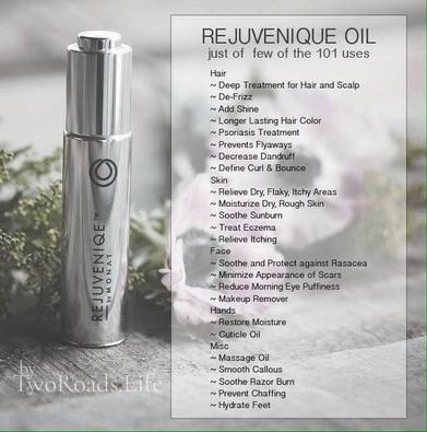 Rejuvenique Oil