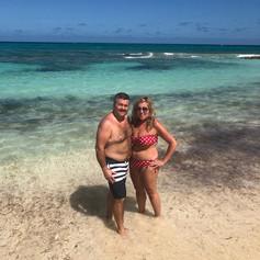 Cable Beach, Nassau Bahamas