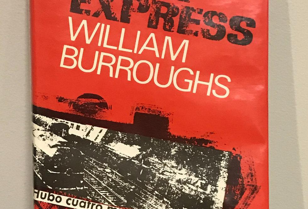 Nova Express Book