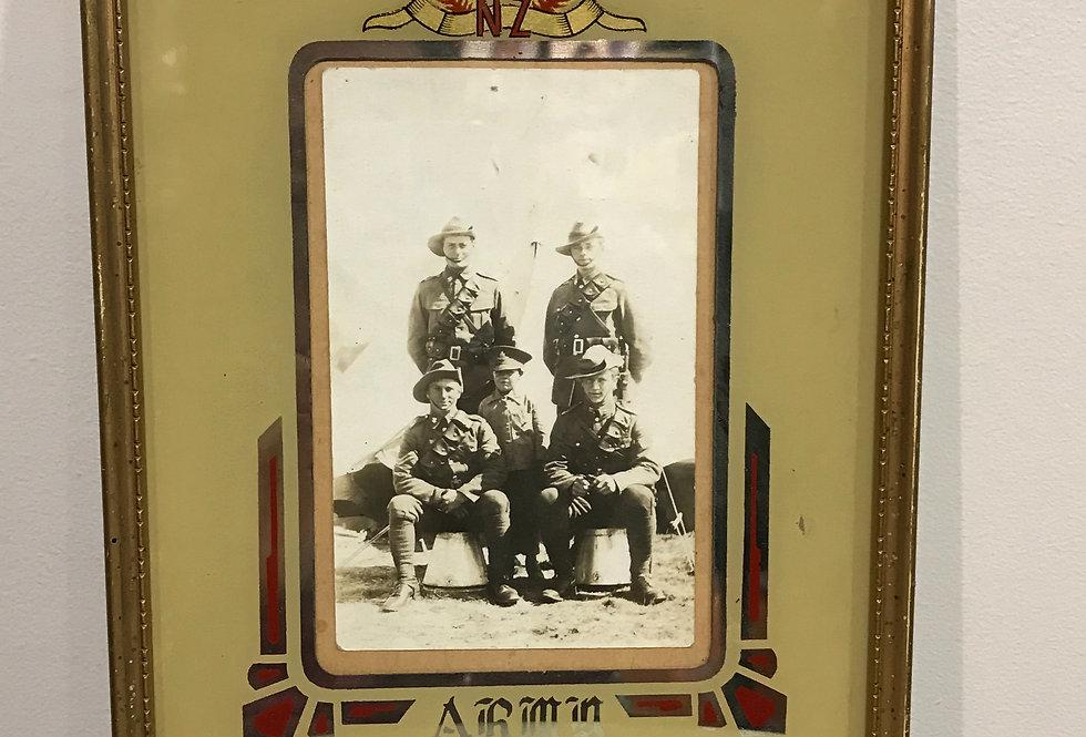 WW1 NZ Army