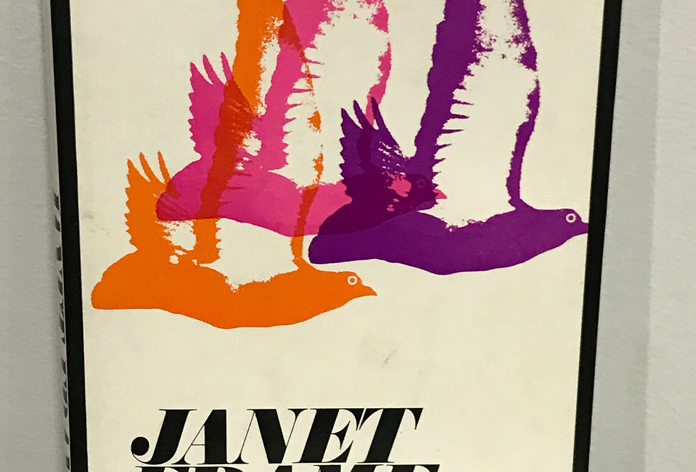 Janet Frame the Rainbirds Book publ.1968