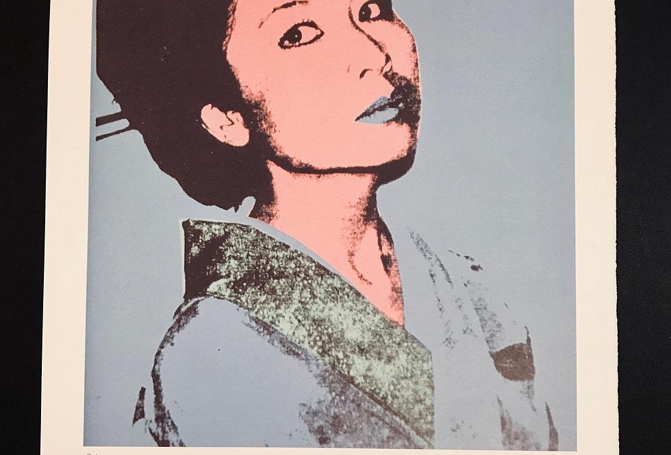 Andy Warhol - Lithograph
