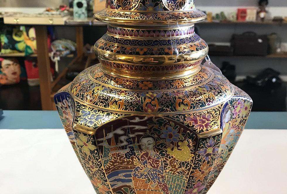 Thai benjarong Porcelain