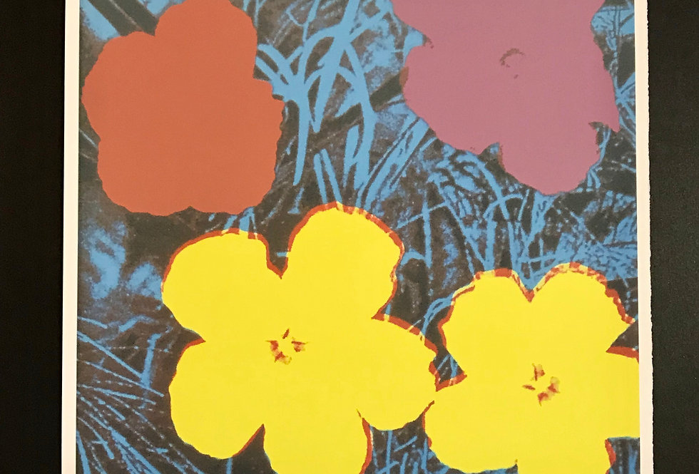 Andy Warhol - Lithograph