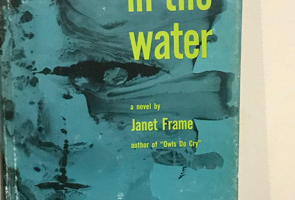 Faces in the water Book