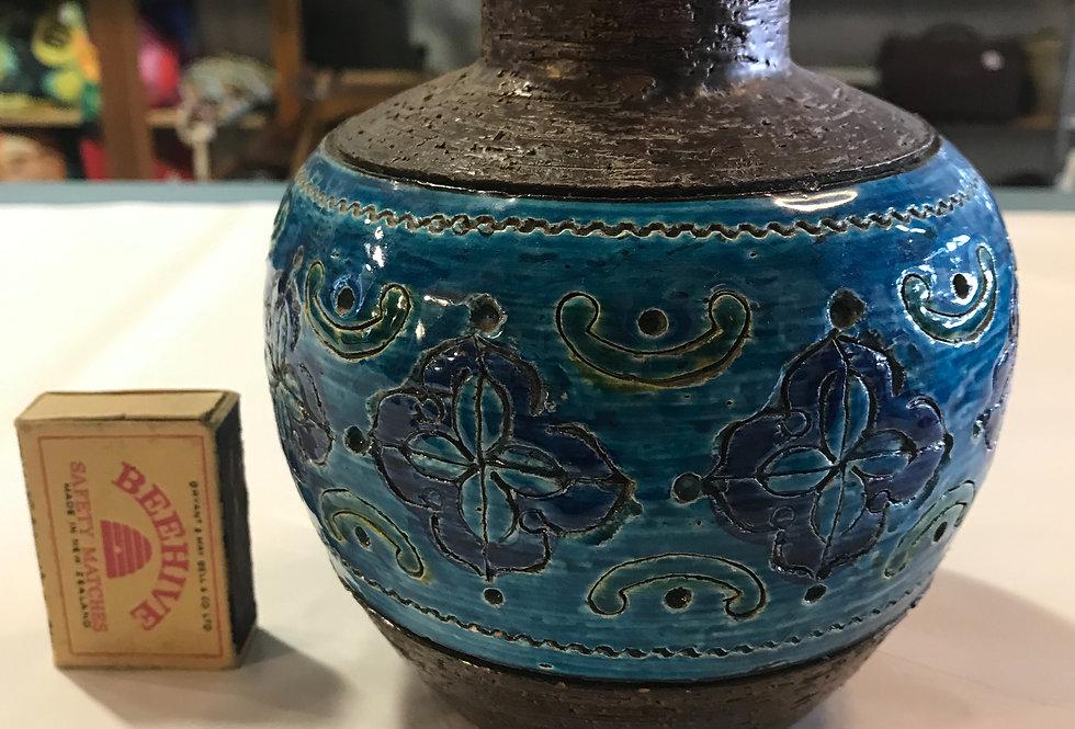Italian 1960's Bitossi 'Trifoglio' Vase