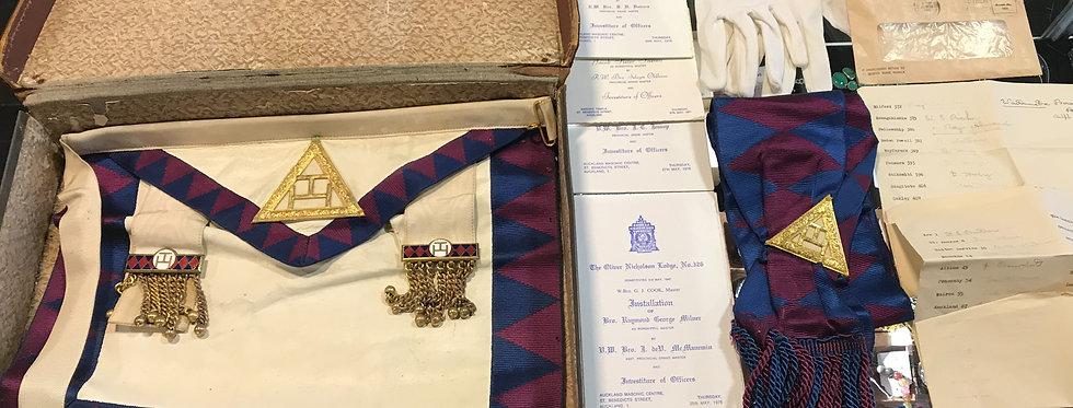 Masonic Royal Arch Set