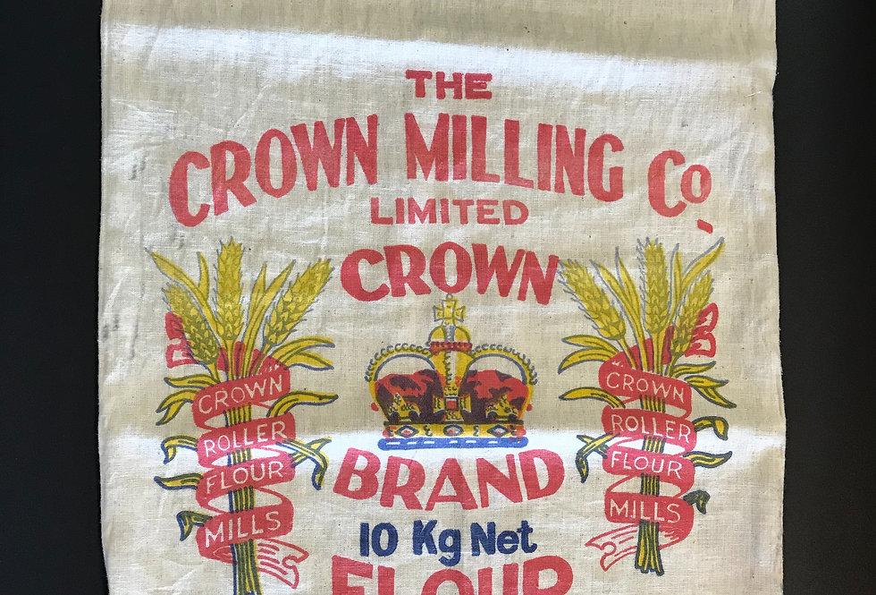 Vintage Original Flour Bag