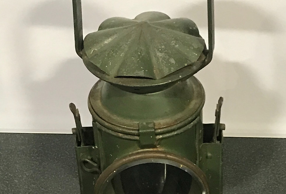 WWII UK Military Rail Lamp