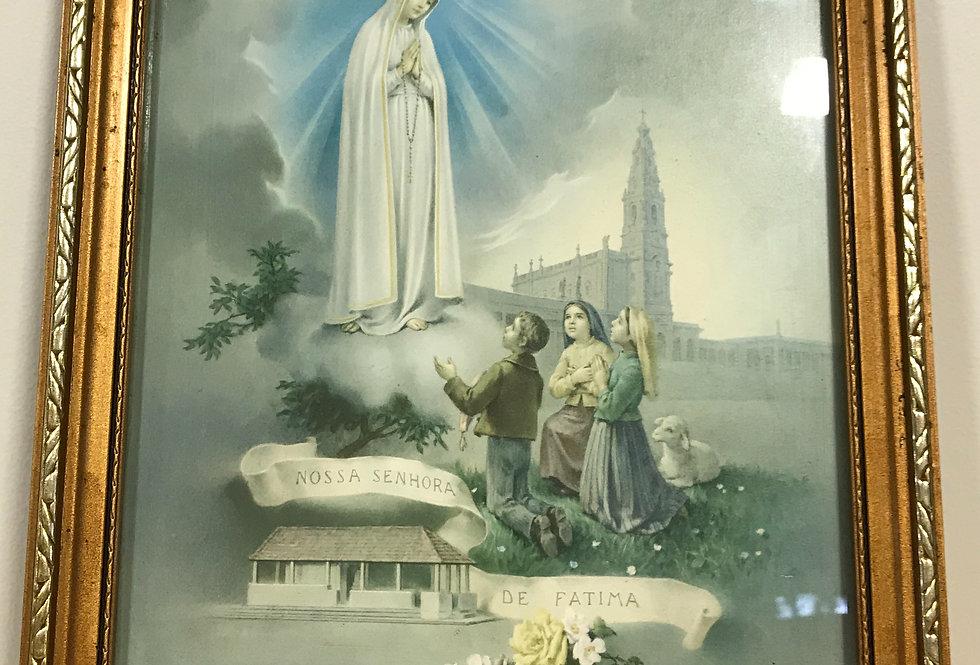 Vintage Religion Print