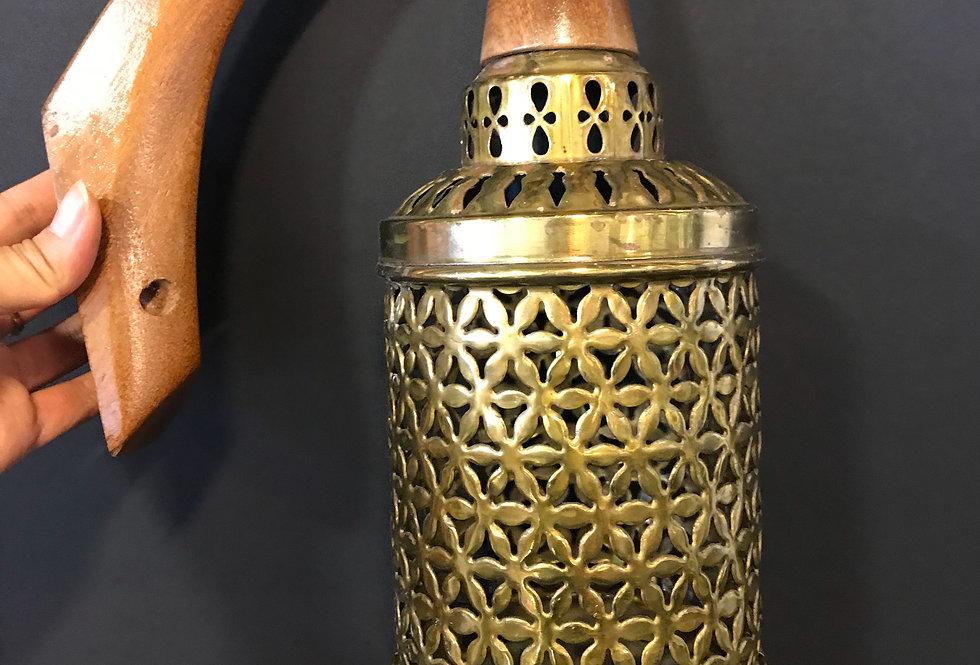 Vintage Moroccan Lamp