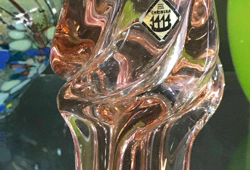 Chribska Josef Hospidka Art Glass