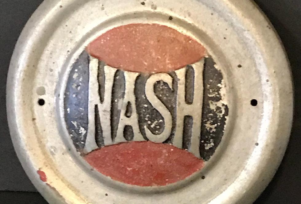 Vintage Nash Hub Cap