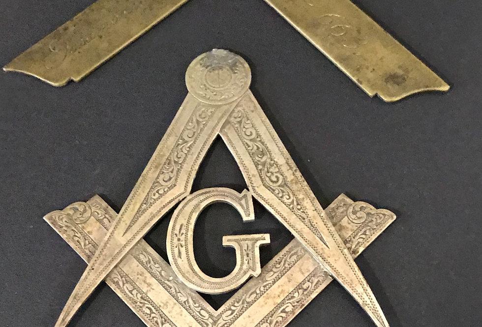 Antique Masonry Emblems