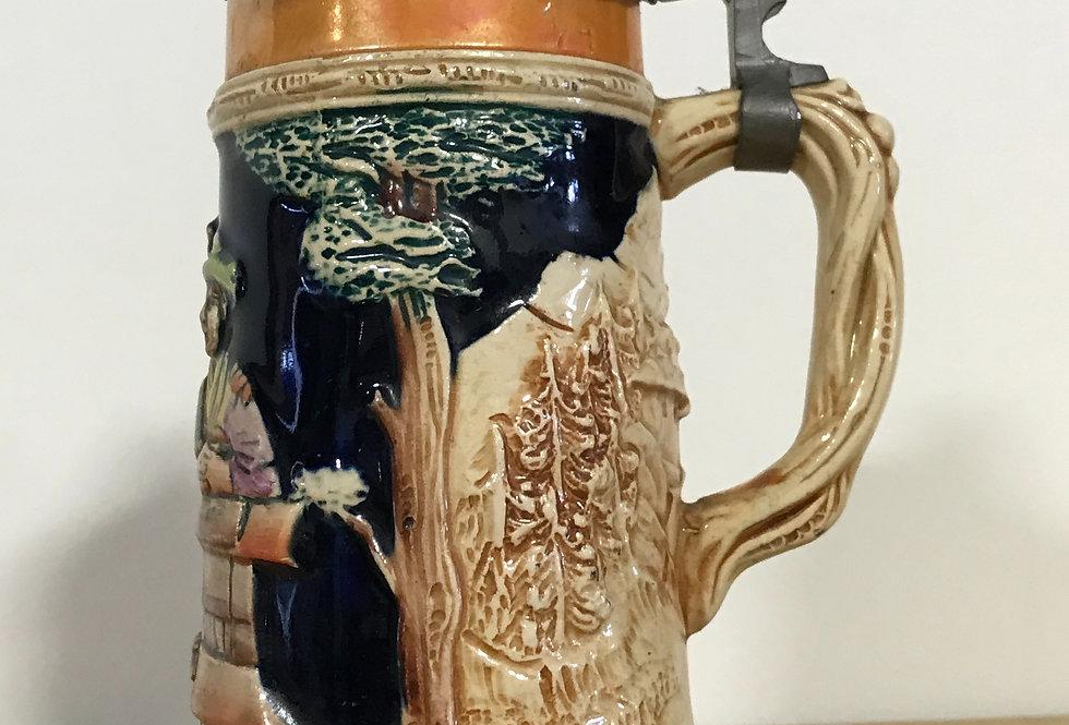 Vintage German Stein