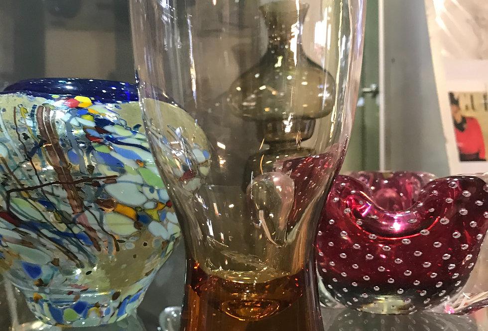 Vintage Holmegaard Glass 1955 Per Lutken
