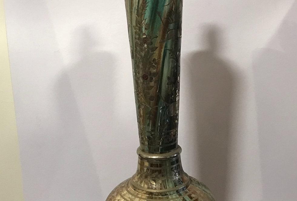 Vintage Bass Lamp