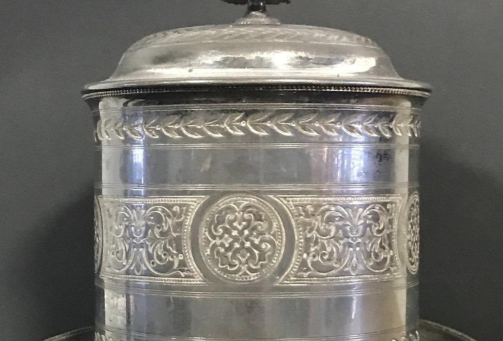Vintage Silverplate Urn