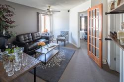 Reverie lounge area