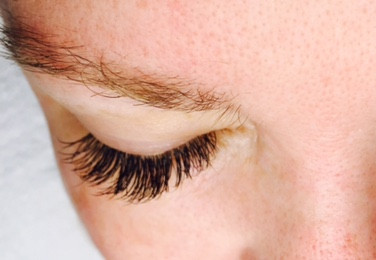Lash Extensions - After photo
