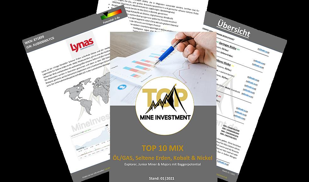 TOP 10 MIX - Unternehmen