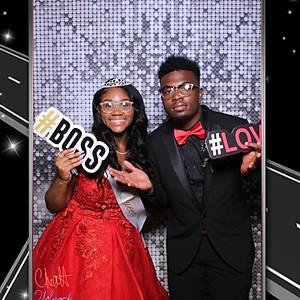 Rainier Beach High School Prom 2019