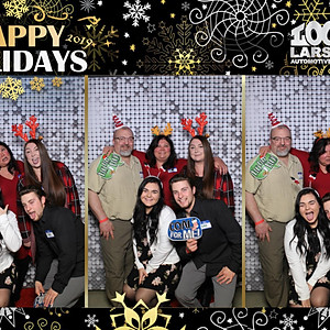 Look Larson Holiday Party 2019