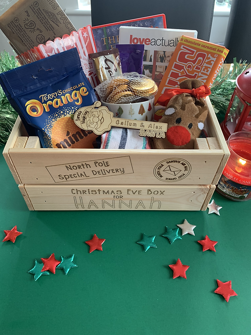 Christmas Eve Crate - Option 2